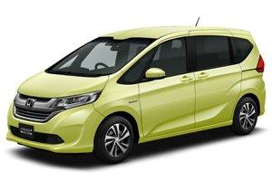 Honda Freed Hybrid HVS Edition