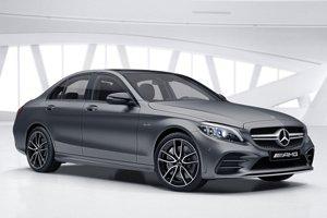 Mercedes-Benz C-Class Saloon Mild Hybrid HVS Edition