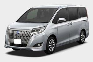 Toyota Esquire Hybrid Global Carz Edition