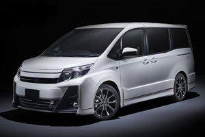 Toyota Noah Hybrid Global Carz Edition