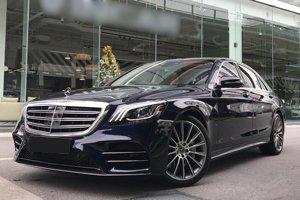 Mercedes-Benz S-Class Mild Hybrid