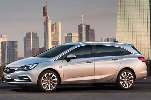 Opel Astra Sports Tourer Diesel