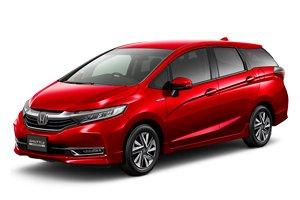 Honda Shuttle Hybrid HVS Edition