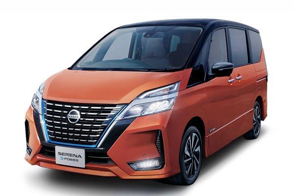 Nissan Serena e-POWER Hybrid