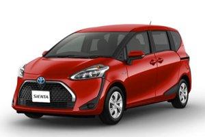 Toyota Sienta Venture Cars Edition