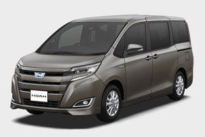Toyota Noah Hybrid Venture Cars Edition