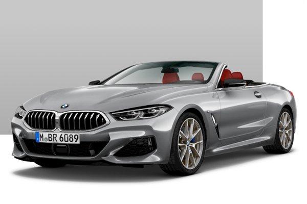BMW M Series M850i Convertible