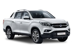 Ssangyong Musso Grand Diesel