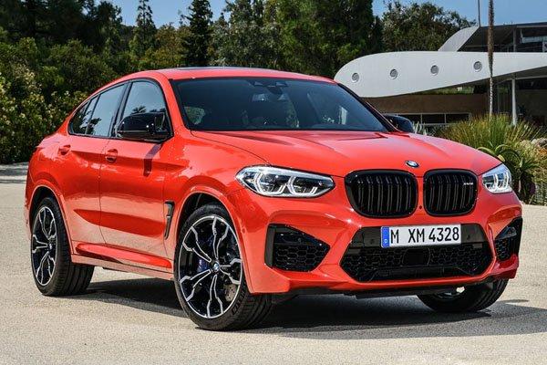 BMW M Series X4 M