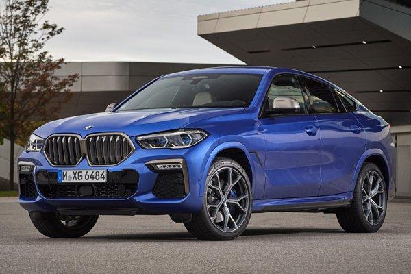 BMW M Series X6 M50i