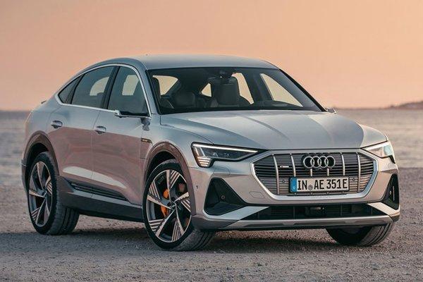 Audi e-tron Sportback Electric
