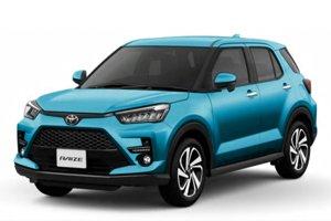 Toyota Raize Venture Cars Edition