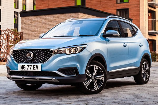 MG ZS Electric