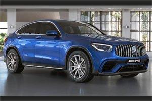 Mercedes-Benz GLC-Class Coupe Mild Hybrid F1 Auto Edition