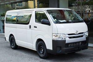 Toyota RegiusAce Diesel