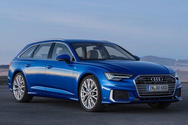 Audi A6 Avant Mild Hybrid