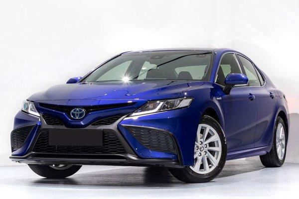 Toyota Camry Hybrid Vincar Edition