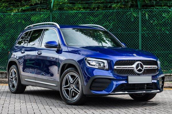 Mercedes-Benz GLB-Class Diesel