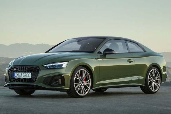 Audi A5 Coupe Mild Hybrid
