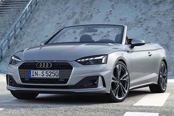 Audi A5 Cabriolet Mild Hybrid