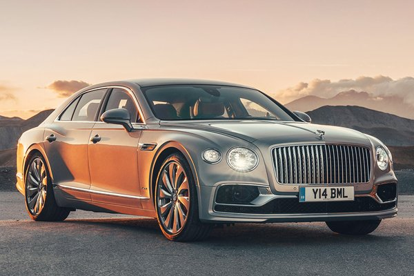 Bentley Flying Spur F1 Auto Cars Edition