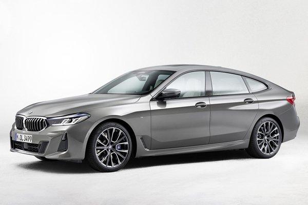 BMW 6 Series Gran Turismo Mild Hybrid