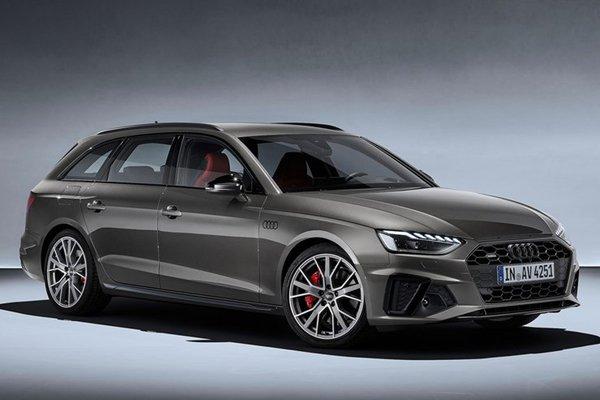 Audi A4 Avant Mild Hybrid