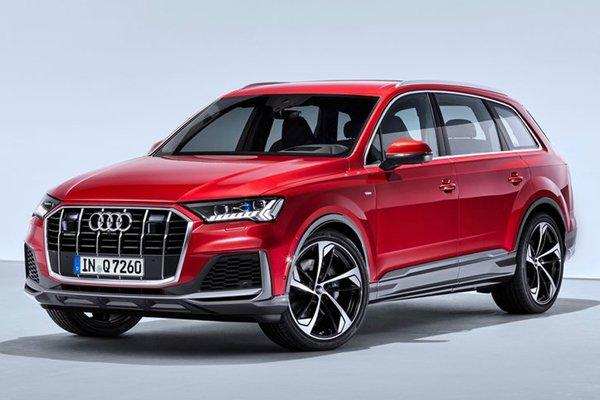 Audi Q7 Mild Hybrid