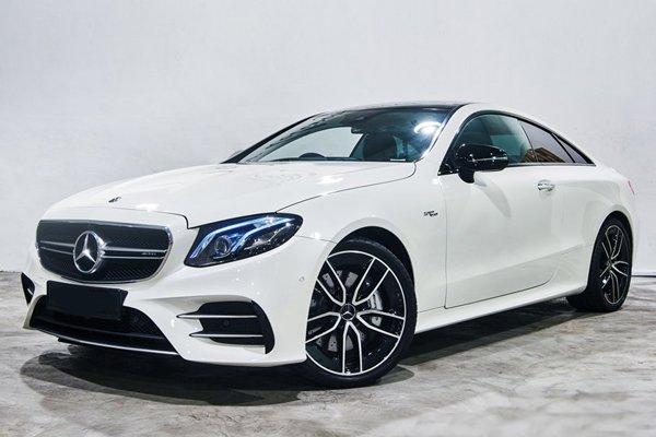 Mercedes-Benz E-Class Coupe Mild Hybrid 2018