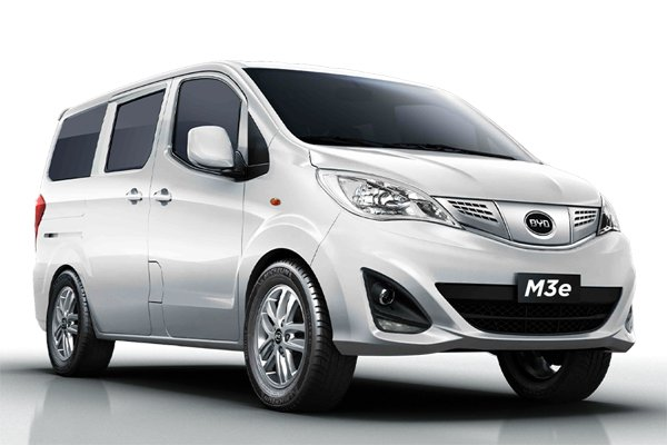BYD M3e Electric