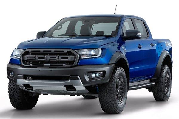 Ford Ranger Raptor