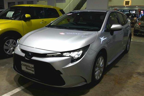 Toyota Corolla Touring Hybrid