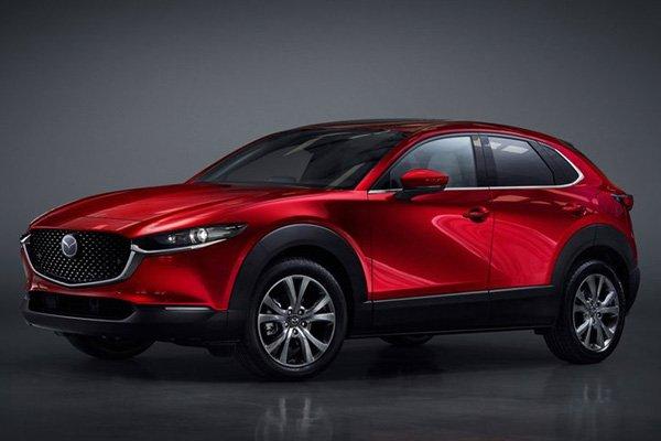 Mazda CX-30 Mild Hybrid