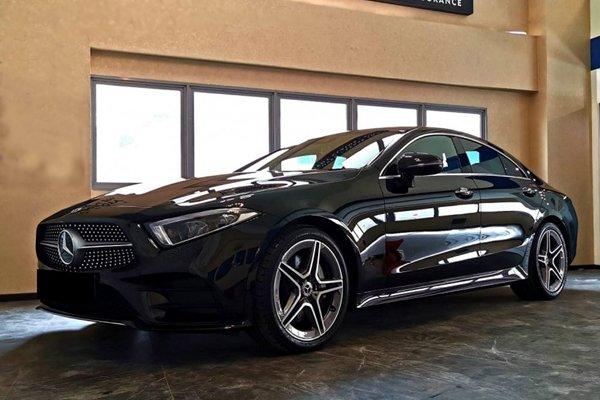 Mercedes-Benz CLS-Class Diesel