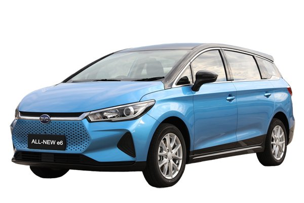 BYD e6 Electric 2021