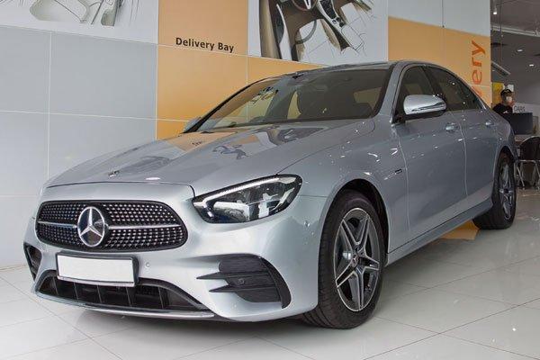 Mercedes-Benz E-Class Saloon Plug-in Hybrid