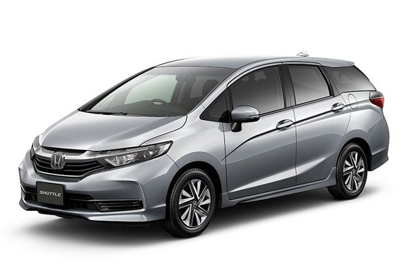 Honda Shuttle Car Regency Edition