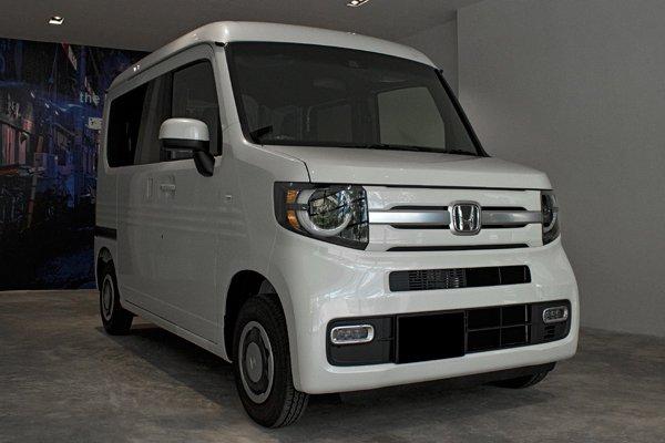 Honda N-Van Petrol