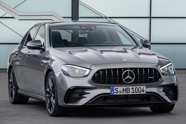 Mercedes-Benz E-Class Saloon Mild Hybrid