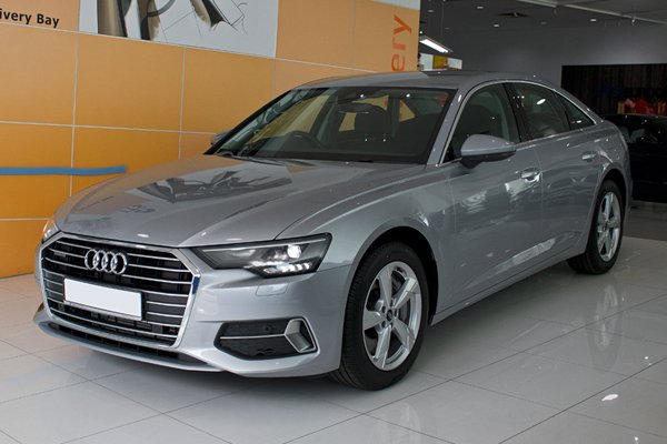Audi A6 Sedan Plug-in Hybrid