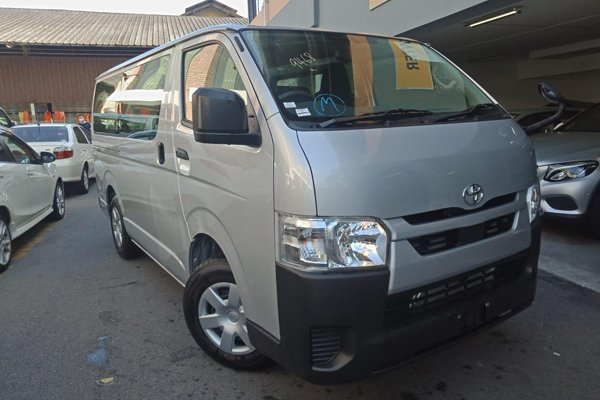 Toyota Hiace Standard Roof Petrol