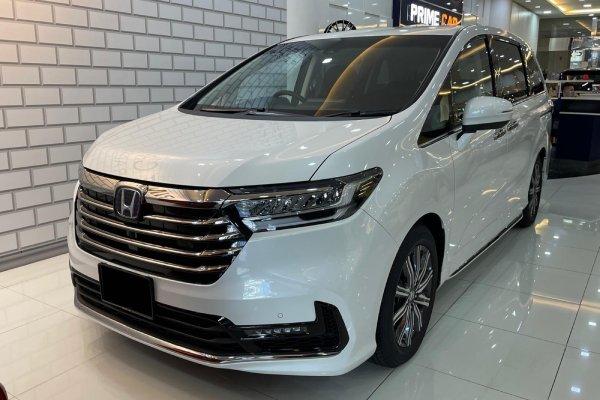 Honda Odyssey Hybrid