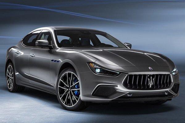 Maserati Ghibli Mild Hybrid