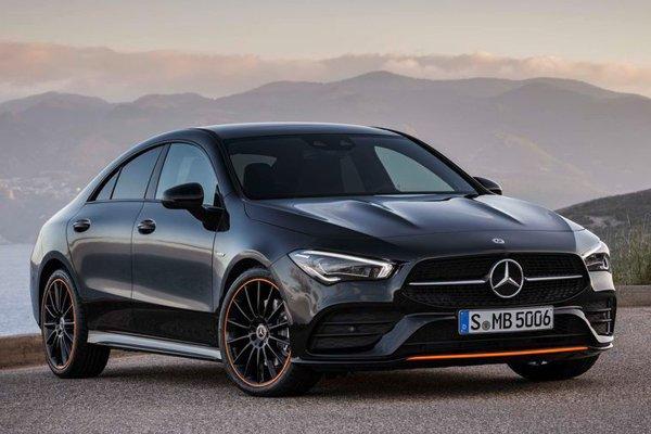 Mercedes-Benz CLA-Class Coupe CarVault Edition
