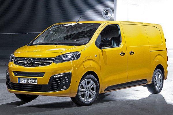 Opel Vivaro-E Electric