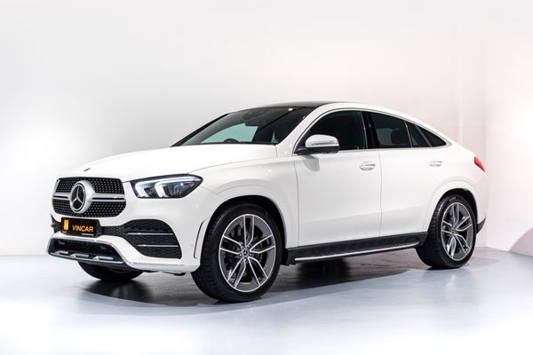 Mercedes-Benz GLE-Class Coupe Diesel
