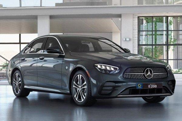 Mercedes-Benz E-Class Saloon Mild Hybrid CarVault Edition