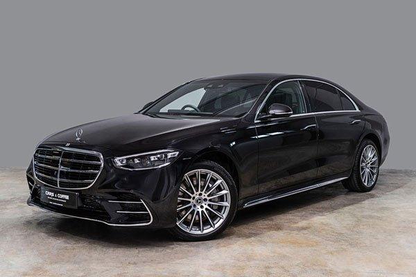 Mercedes-Benz S-Class Diesel 2021