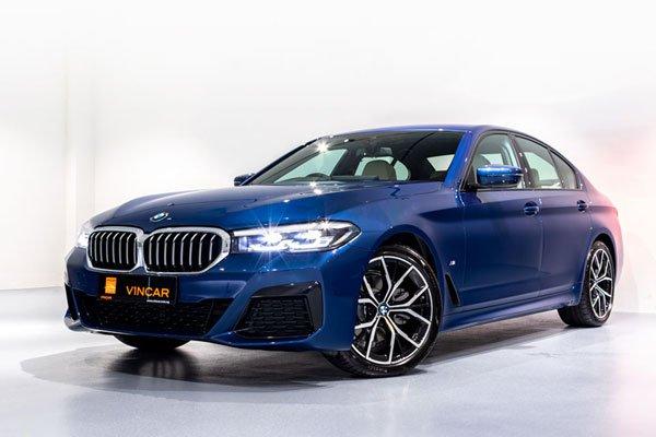 BMW 5 Series Mild Hybrid Vincar Edition
