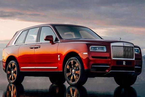 Rolls-Royce Cullinan F1 Auto Cars Edition
